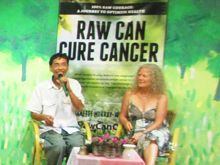《生食食出新生》-EP028-Janette Murray Wakelin on RawFood (2) How best to eat your way to health in the face of Cancer